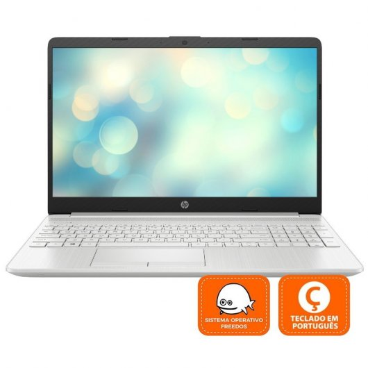 HP Pavilion 15-dw2022np Intel Core i5-1035G1/8GB/512GB SSD/MX130/15,6'' (PT) Reacondicionado