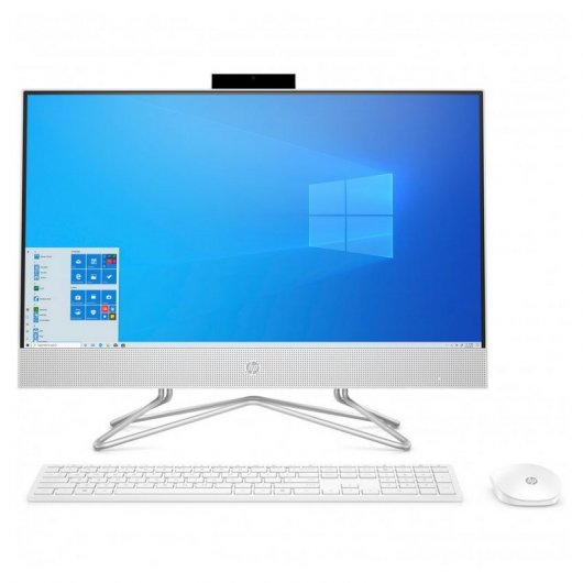 "HP All-in-One 24-DF0104NS Intel Core i5-10400T/8GB/512GB SSD/23.8"" Táctil"