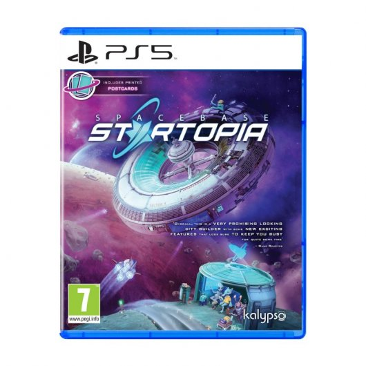 Spacebase Startopia PS5