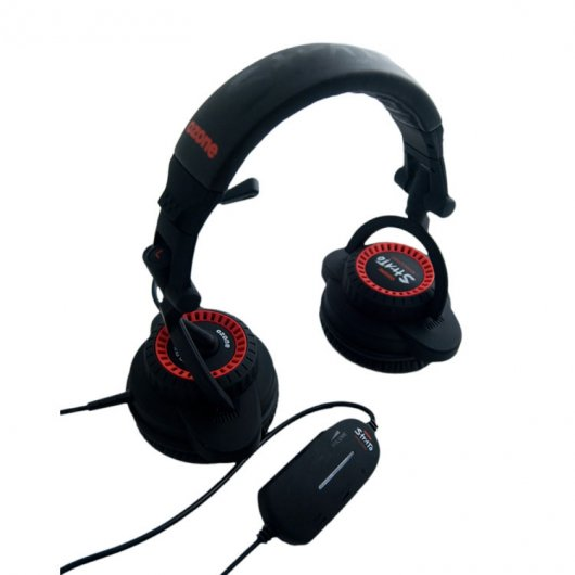 Ozone Strato EVO 5.1 Auriculares Gaming