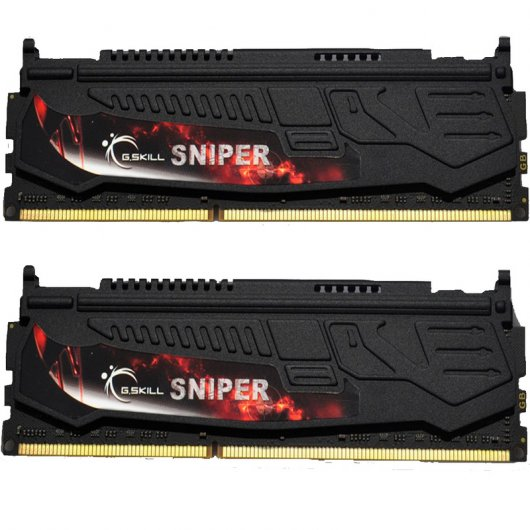G.Skill Sniper DDR3 1866 PC3-14900 8GB 2x4GB CL9