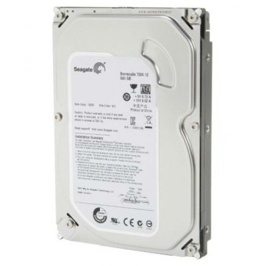 Seagate Barracuda 7200.12 500GB SATA3