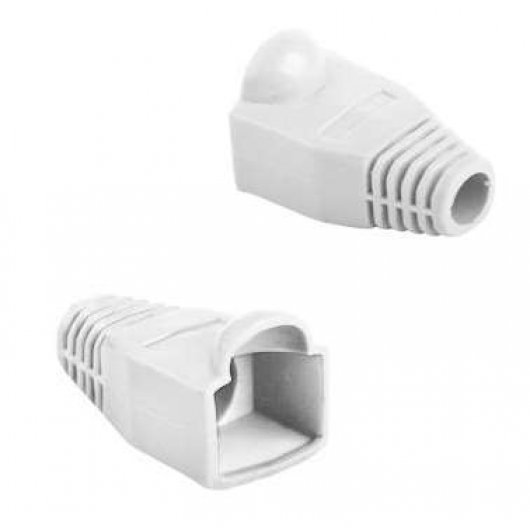 Protector Conector RJ45 Gris - Pack 25 unds
