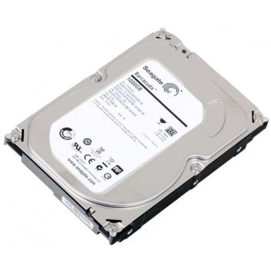 Seagate Barracuda 7200.14 1TB SATA3 Recertified