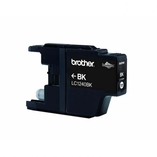 Brother LC1240BK Negro