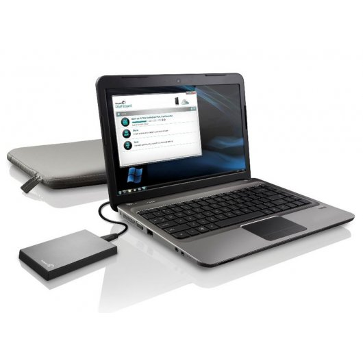 "Seagate Expansion 500GB 2.5"" USB 3.0"
