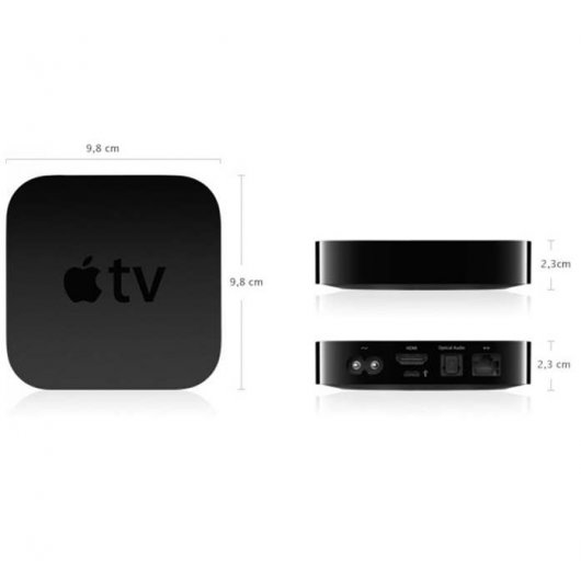 Apple TV Reproductor Multimedia