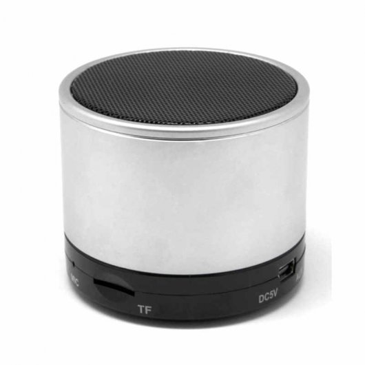 Unotec Maxround Mini Altavoz Bluetooth