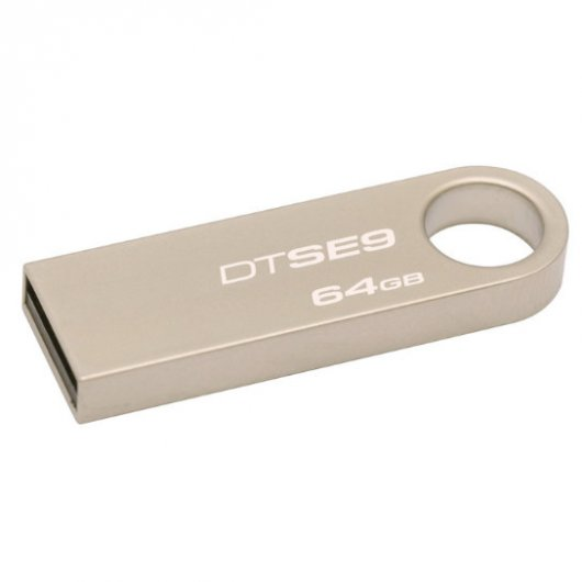 Kingston DataTraveler Se9 64GB Metal