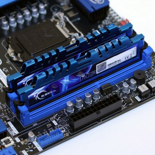 G.Skill Ripjaws X DDR3 2400 PC3-19200 16GB 2x8GB CL11