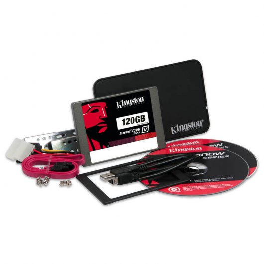 Kingston SSDNow V300 120GB Update Bundle Kit