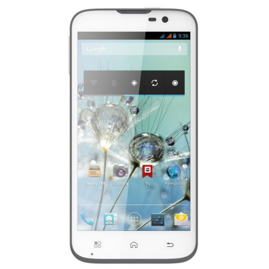Bq Aquaris 5 16GB Blanco Libre