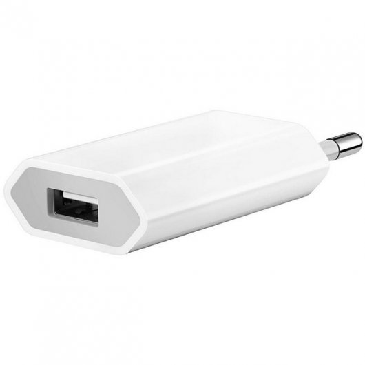 Apple Adaptador de corriente USB 5W iPhone/iPad Mini