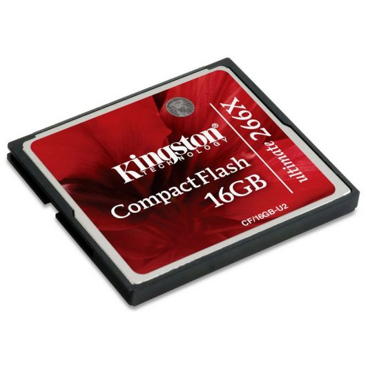 Kingston Compact Flash Ultimate 266x 16GB