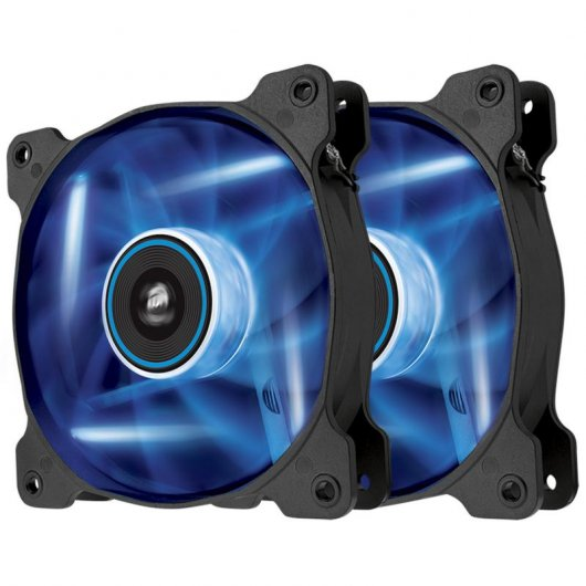 Corsair Air Series AF120 120x120mm LED Azul 2 Unidades