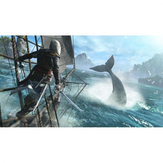 Assassins Creed 4 Black Flag PS4