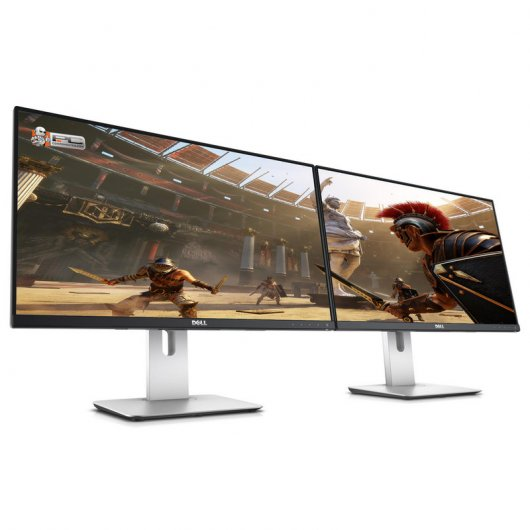 "Dell UltraSharp U2414H 24"" LED IPS Reacondicionado"