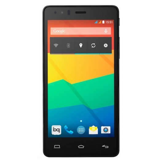 Bq Aquaris E5 HD 8GB Negro Libre