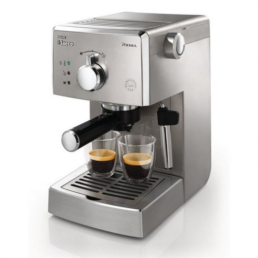 Philips Saeco HD8427 Poemia Cafetera Expreso