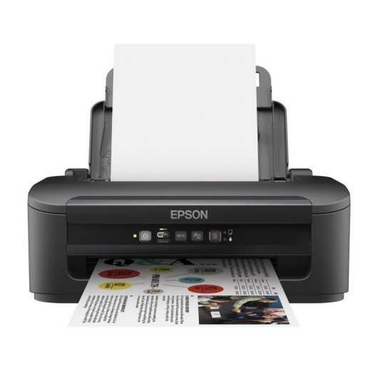 Epson Workforce WF-2010W Impresora WiFi