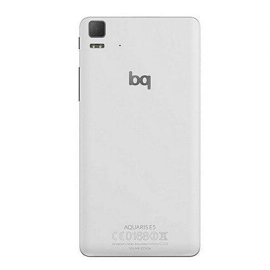 Bq Aquaris E5 HD 16GB Blanco Libre Refurbished