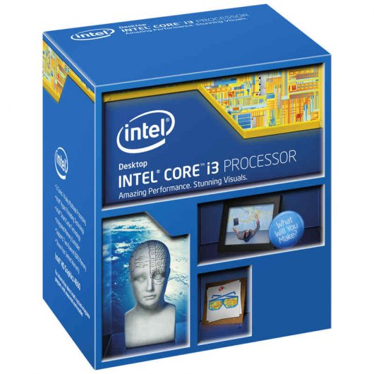 Intel Core i3-4160 3.6Ghz Box