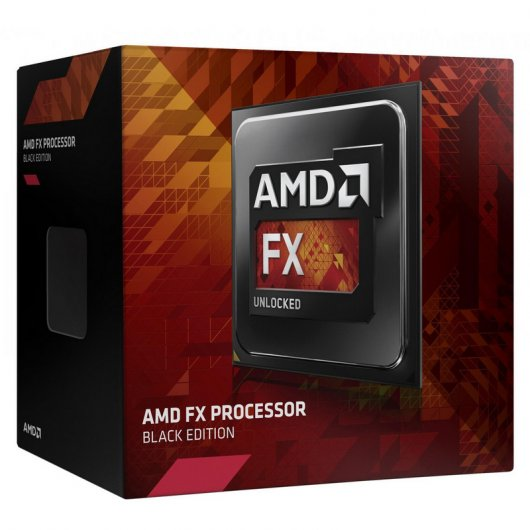 AMD FX-8370E 3.3 GHz Box