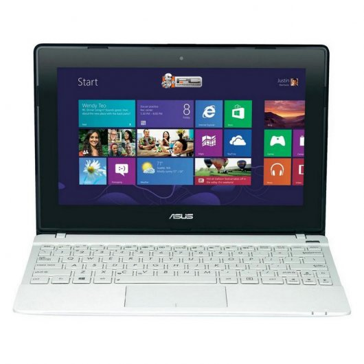 "Asus F102BA-DF073H AMD A4-1200/2GB/500GB/10.1"" Táctil Reacondicionado"
