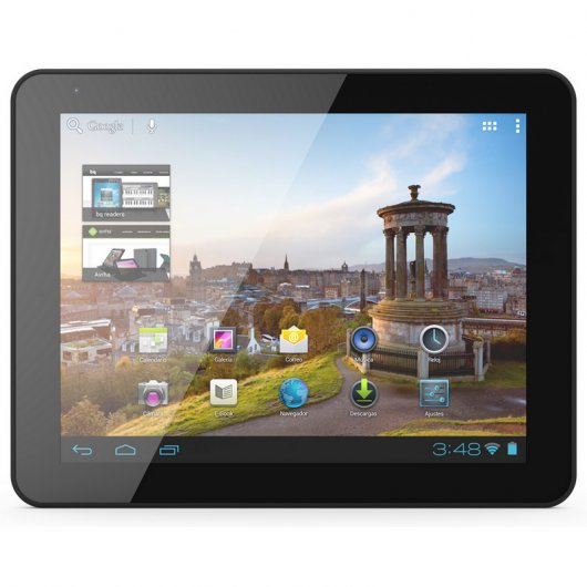 "BQ Curie 2 Quad Core 8"" 32GB Fnac Edition"