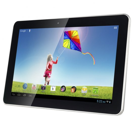 "Hannspree SN1AT74W2E Quad Core 10.1"" IPS 16GB Blanca Reacondicionado"