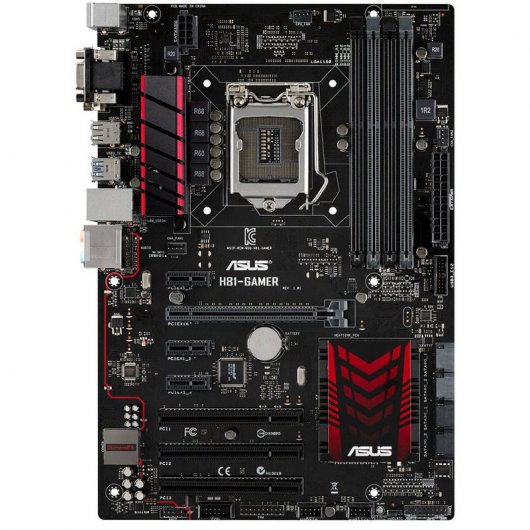 Asus H81 Gamer Edition