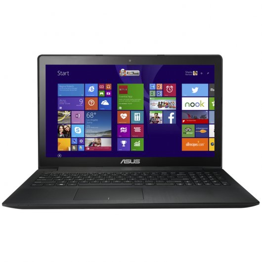 "Asus X553MA Intel Celeron N2840/4GB/500GB/15.6"" Reacondicionado"