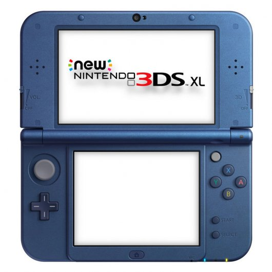 Nintendo New 3DS XL  Azul