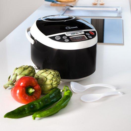 Cecotec gourmet 5000 robot de cocina 5 litros - Chef gourmet 5000 opiniones ...