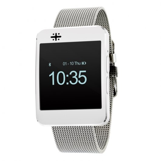 Ora Prisma Smartwatch Bluetooth Blanco