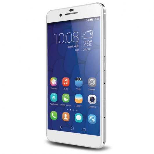 Honor 6 Plus Blanco Libre