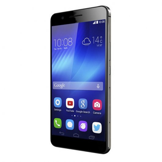 Honor 6 Plus Negro Libre