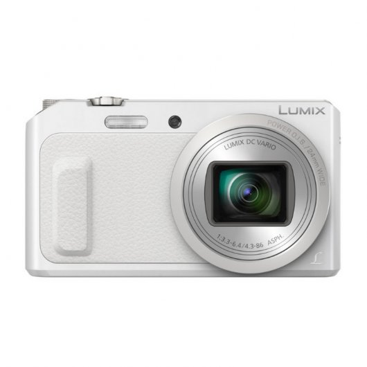 Panasonic Lumix DMC-TZ57 16MP Blanca Wifi