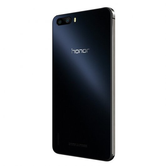 Honor 6 Plus Negro Libre Reacondicionado