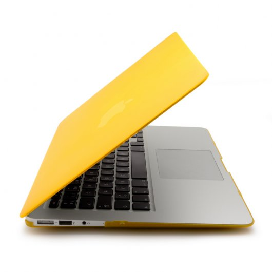 Carcasa Amarilla Para MacBook Air 13""