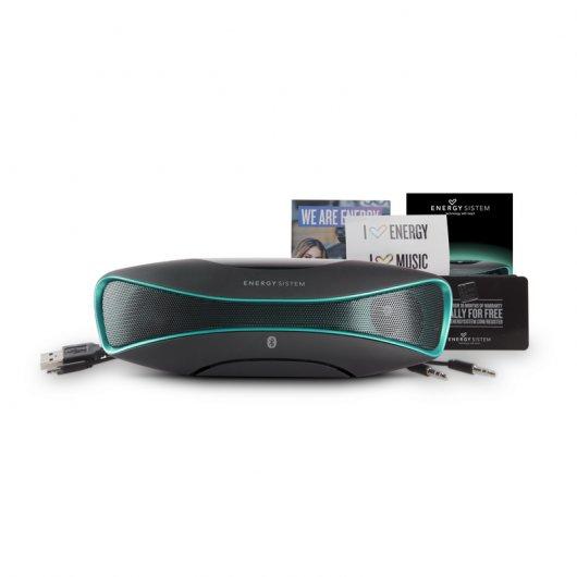 energy music box b3 altavoz bluetooth. Black Bedroom Furniture Sets. Home Design Ideas