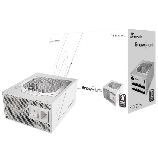 Seasonic Snow Silent 1050W 80 Plus Platinum Modular
