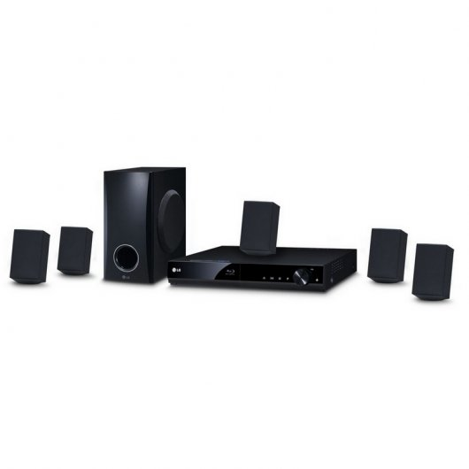 LG BH4030S Home Cinema BluRay 3D 5.1 Reacondicionado
