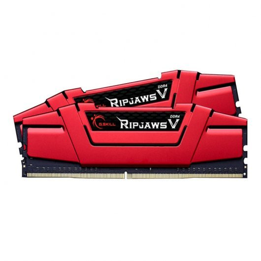 G.Skill Ripjaws V Red DDR4 2666 PC4-21300 16GB 2x8GB CL15