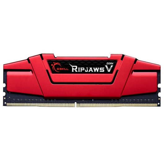 G.Skill Ripjaws V Red DDR4 2800 PC4-22400 8GB 2x4GB CL15