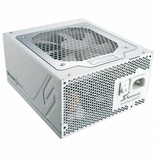 Seasonic Snow Silent 750W 80 Plus Platinum Modular