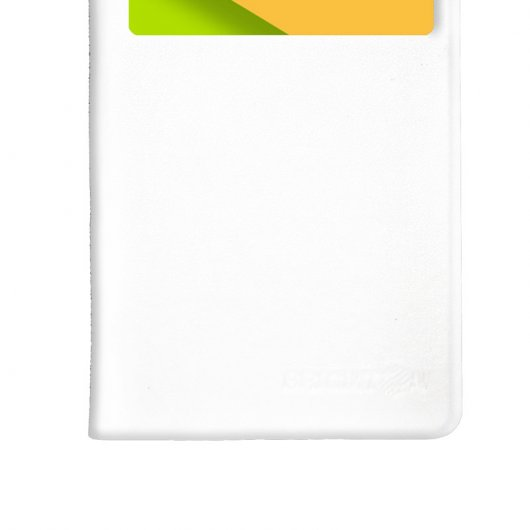 Brigmton Funda View Cover Blanca para BPhone-501QC