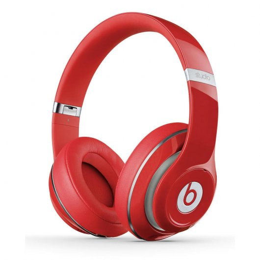 Beats by Dr. Dre Studio 2.0 Rojo Reacondicionado