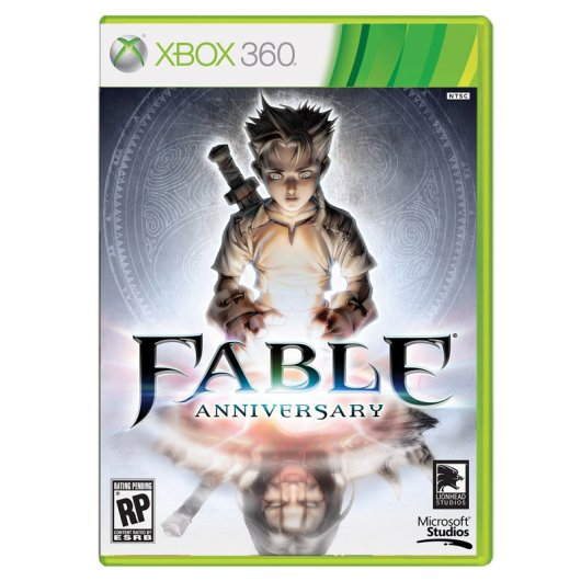 Microsoft Xbox 360 500GB + Plants vs Zombies + Fable