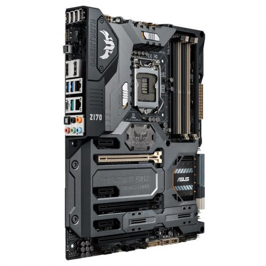Asus Sabertooth Z170 MARK1